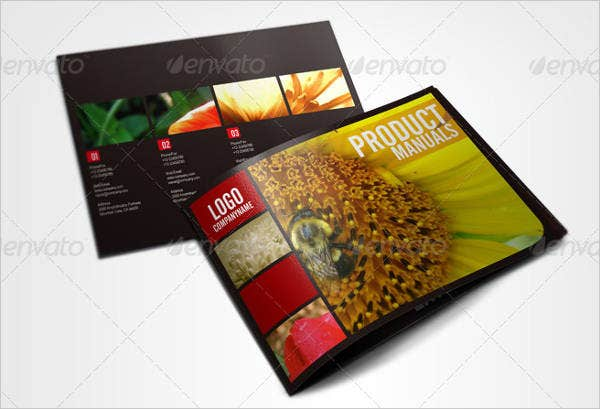 product manual business brochure1