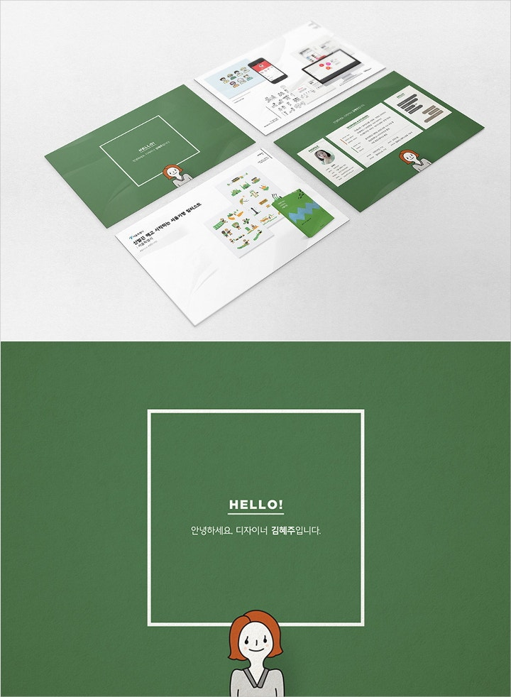 Portfolio Design to Inspire! 24+ Design Templates to Download | Free