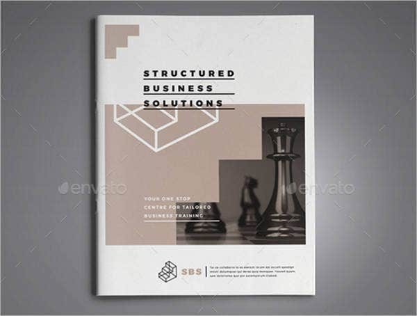 business-training-brochure