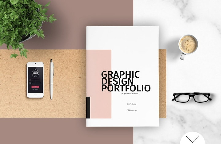 portfolio design template for photographers - Portfolio Design Ideas
