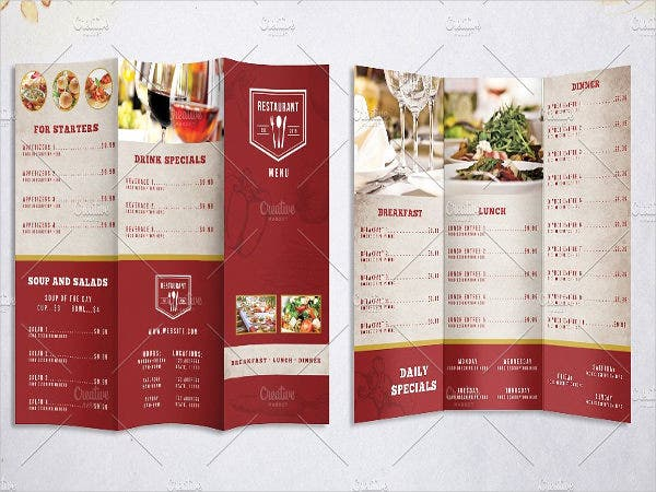 restaurant-business-brochure-layout