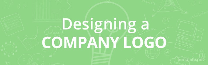 Designing a corporate logo