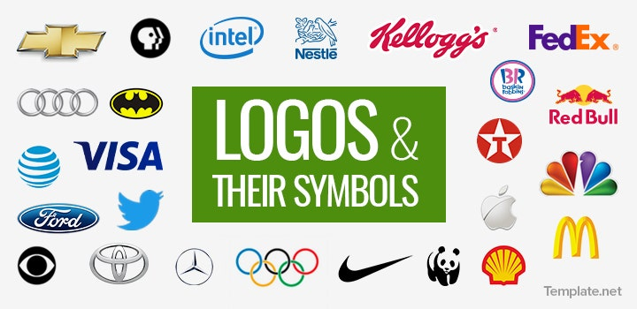 logos and their symbols