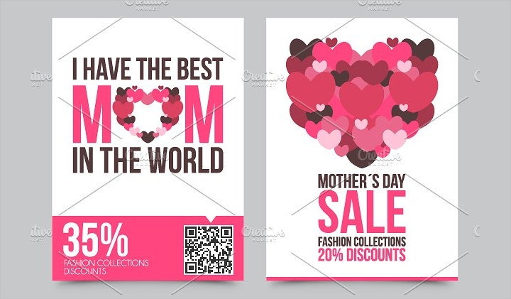mother%c2%b4s day sale off banner