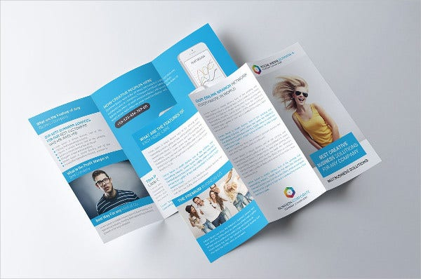 47 company brochure templates free premium templates for Software for designing brochures