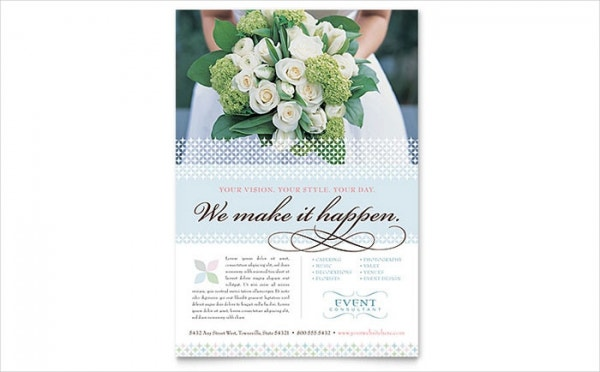 Event Planning Company Brochure