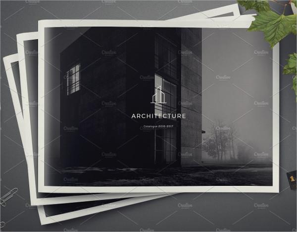 Landscape Company Architecture Brochure