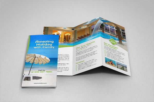 Creative Holiday Company Brochure