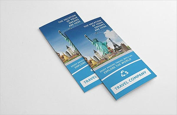 Tour and Travel Company Brochure