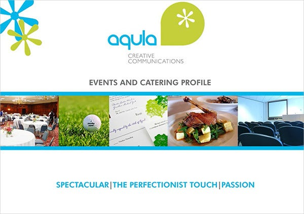 business catering event brochure2