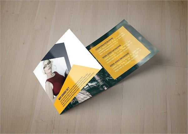 formal business event brochure1