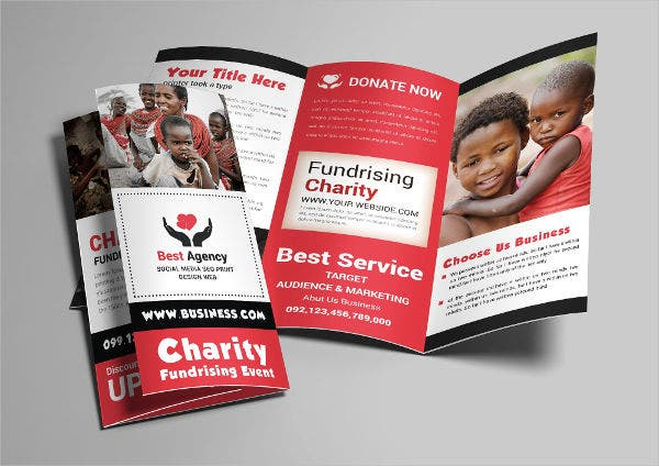 food donation event brochure1