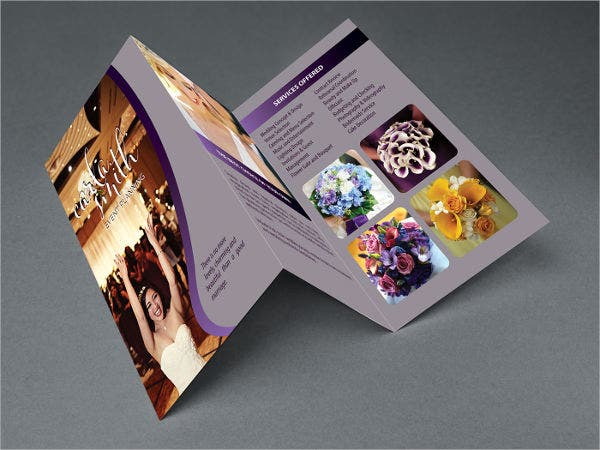 event planning company brochure5