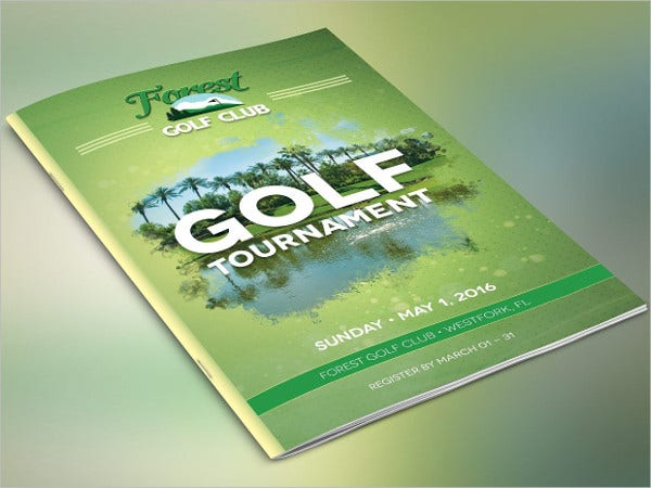 golf club event brochure1