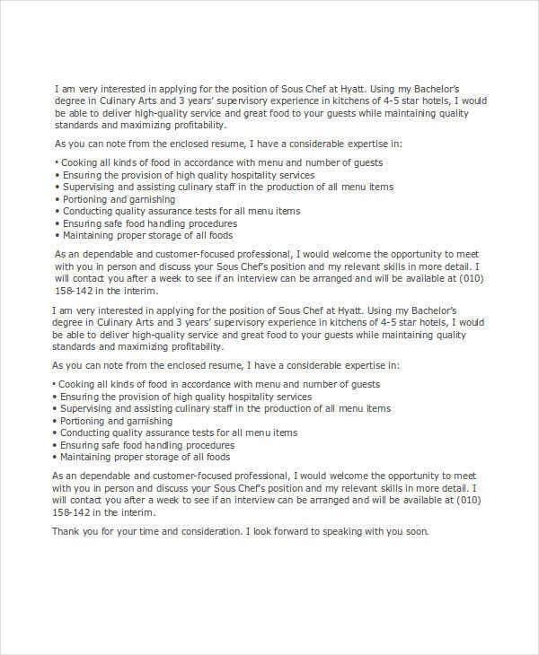 job application letter sample for account manager position