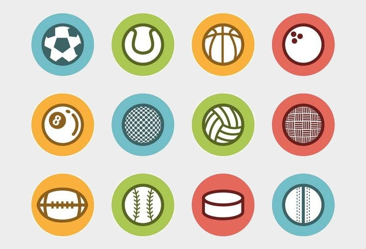 sports-ball-icons-vector
