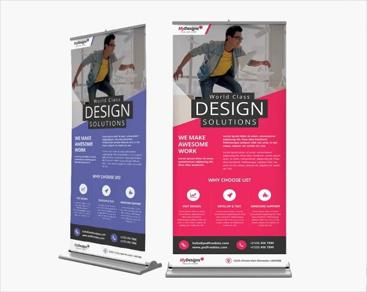outdoor-rollup-banner