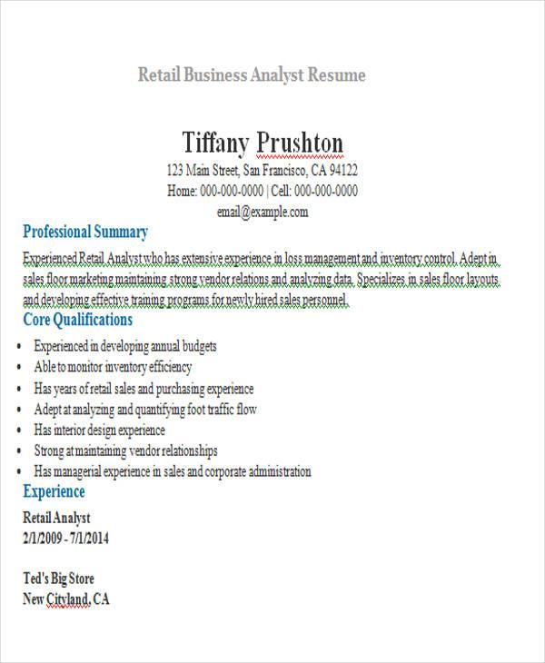 25 modern business resume templates free premium templates