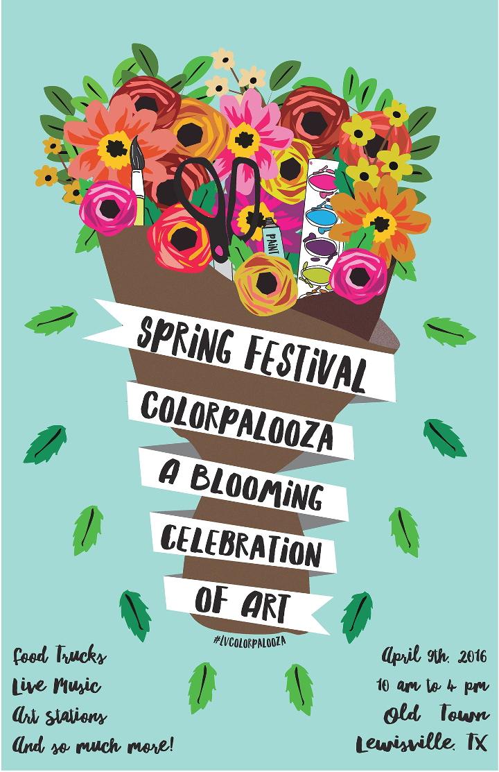 spring-festival-poster-design