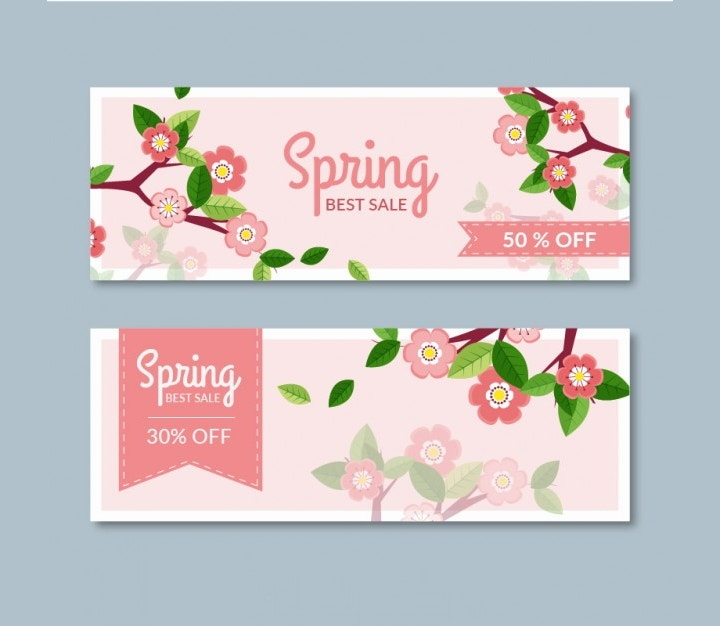 spring-sale-banners