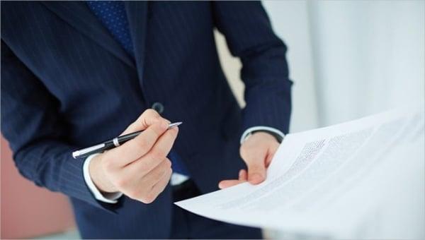 8 corporate resignation letter templates