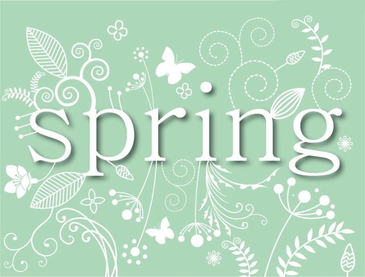 free-spring-pattern-design