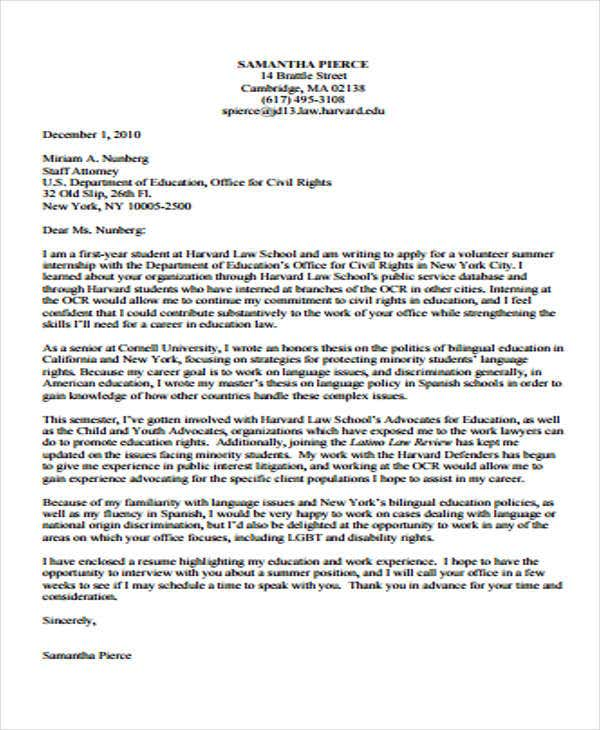 9 job application letter for volunteer free sample example example of job application letter for volunteer spiritdancerdesigns
