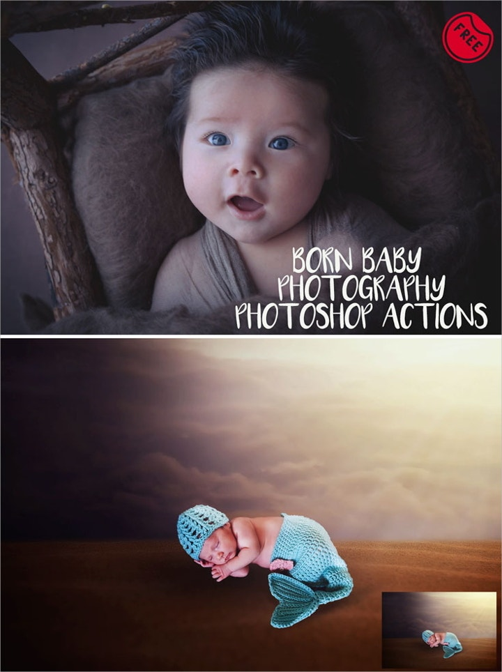 born-baby-photoshop-actions