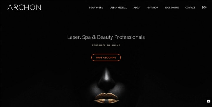 Black beauty websites