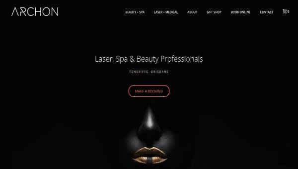 19 Dark Theme Web Designs Free Premium Templates