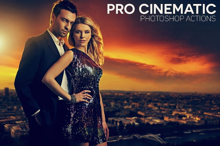 pro cinematic photoshop actions1
