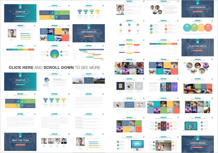 startup powerpoint presentation template1