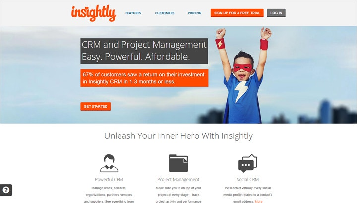 insightly crm software1