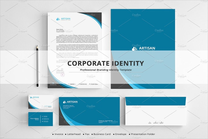 editable-corporate-identity-package