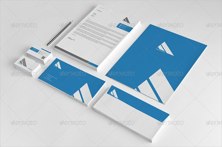 innovation corporate identity package