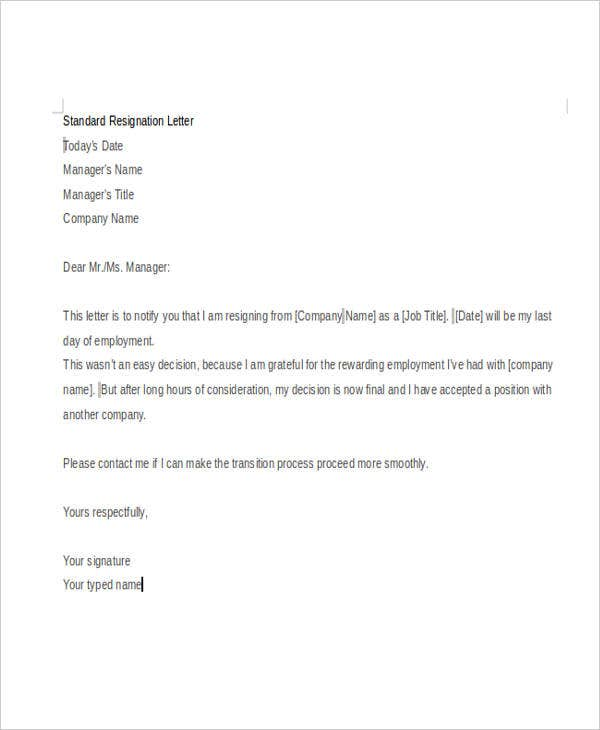 writing my resignation letter Writing a resignation letter is important for your future career download our resignation templates to help you quit your job professionally.