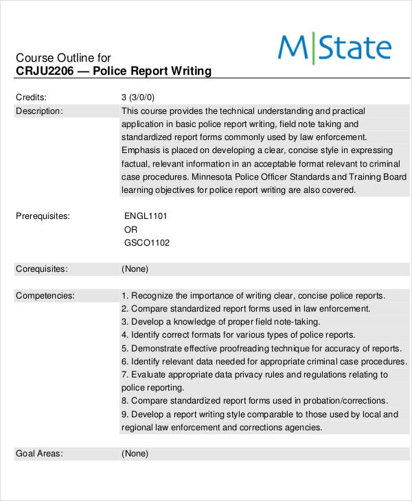 Police essay writing help