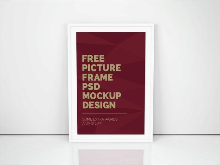 art-frame-psd-mockup