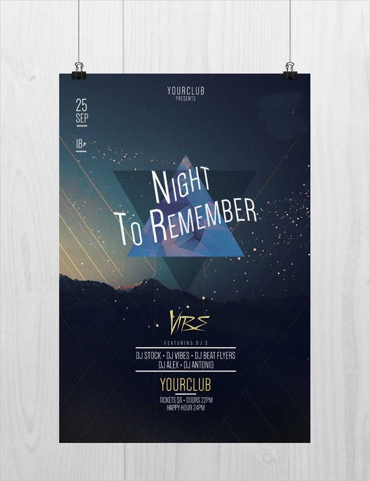 night-remember-flyer-template