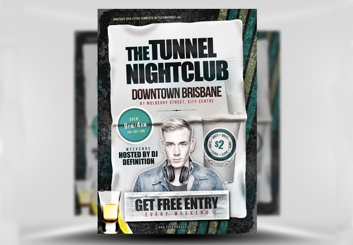 night-club-psd-flyer