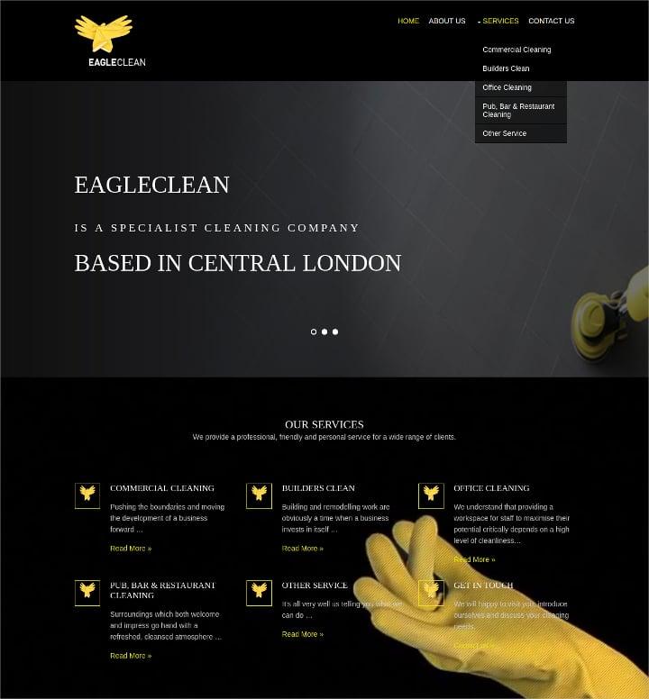 eagle clean