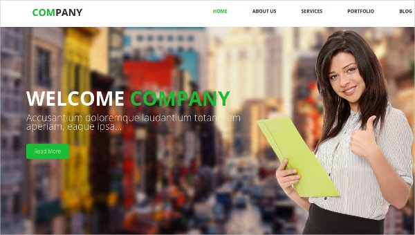 companywebsitetemplate