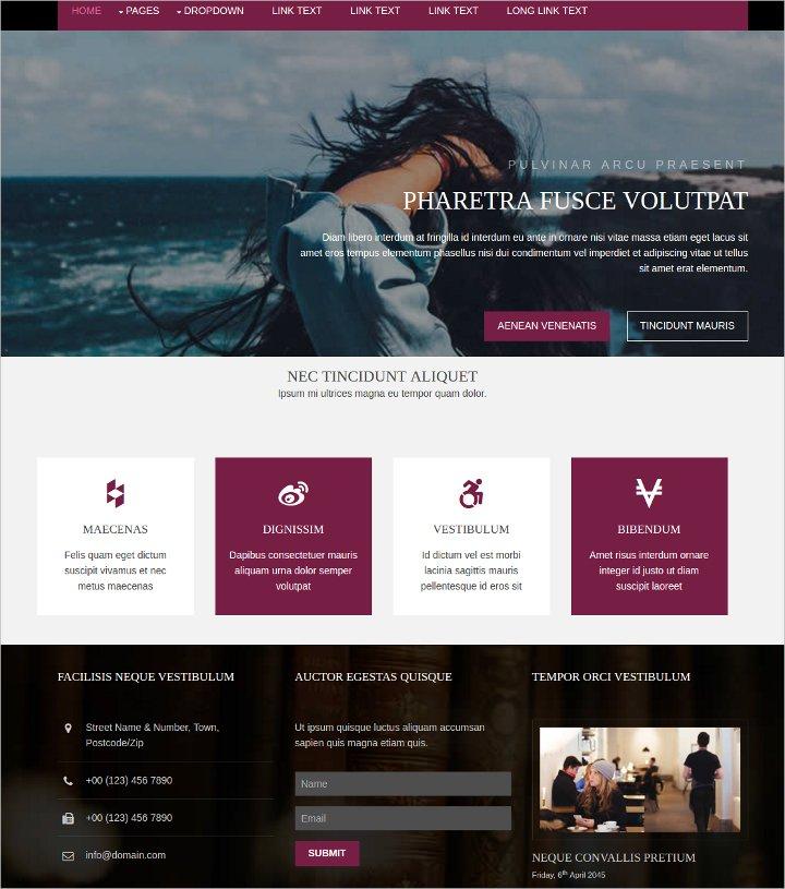 interlingua-html-free-website-template