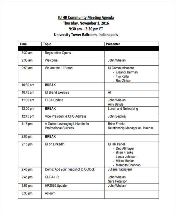 hr-team-meeting-agenda