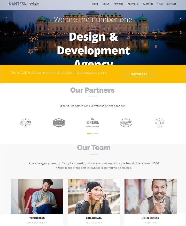bootstrap-multipurpose-template