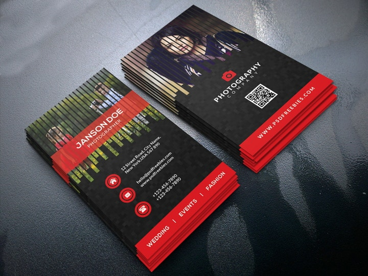 professional-photographer-business-card