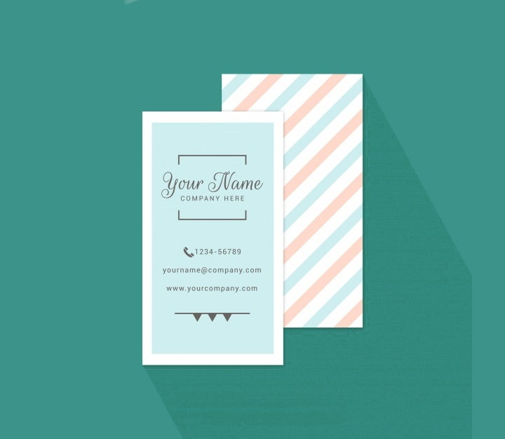 minimalist-business-card