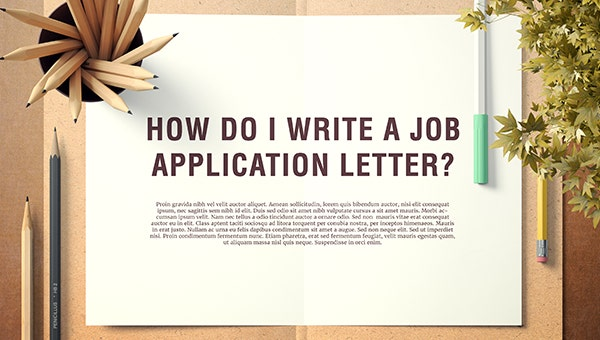 howdoiwriteajobapplicationletter