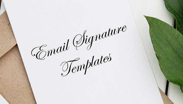 emailsignaturetemplates