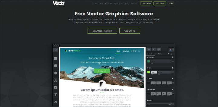 vector art vectr